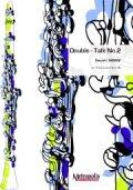 木管2重奏楽譜 Double Talk(フルートとクラリネット) 作曲:大前 哲