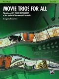 Movie Trios for All(3重奏楽譜) フルート/ピッコロ (フルスコアのみ)