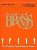 金管5重奏楽譜 Tuba Tiger Rag (By The Canadian Brass)
