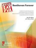 フレキシブルアンサンブル四重奏楽譜 Beethoven Forever(ベートーヴェンフォーエバー) 編曲/de Haan, Jan
