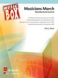 フレキシブルアンサンブル四重奏楽譜 Musicians March  作曲/Kleine Schaars, Peter