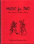 ファゴット2重奏楽譜 Music for Two, Tradtional Christmas Music