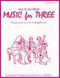 ミックス3重奏楽譜 Music for Three - Collection No. 5: Music of Cole Porter
