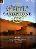 サックス2重奏楽譜 ケルトサクソフォーン二重奏曲集(Celitic Saxophone Duets) 作曲/- 編曲(監修)/Brambock
