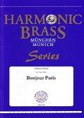 金管5重奏楽譜 Bonjour Paris 作曲/Andreas Binder 編曲/Hans Zellner