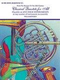 Classical Quartets for All(4重奏楽譜) B-Flat Trumpet, Baritone T.C. (フルスコアのみ)