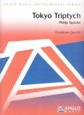 トロンボーン4重奏楽譜 トーキョー・トリプティク(東京の三連画)作曲/スパーク【2015年9月取扱開始】