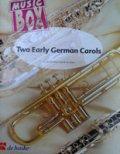 フレキシブルアンサンブル四重奏楽譜 2つのドイツのキャロル  ヤン・デハーン、ヤコブ・デハーン編曲