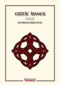 クラリネット8重奏楽譜 Celtic Dance 作曲:Patrick Hiketick(パトリック・ヒケティック)