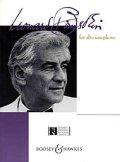 アルトサックスソロ楽譜 バーンスタイン作品集 作曲/バーンスタイン 編曲/エリオット