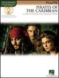 フルートソロ楽譜 パイレーツ オブ カリビアン Pirates of the Caribbean(with CD )