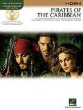 ホルンソロ楽譜 パイレーツ オブ カリビアン Pirates of the Caribbean(with CD )