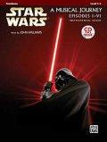 トロンボーンソロ楽譜 スターウオーズ エピソード I-VI  Star Wars I-VI Instrumental Solos - Trombone