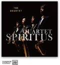 CD The QUARTET カルテット・スピリタス 【2012年6月24日発売】