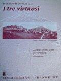 フルート3重奏楽譜 3人のヴィルトゥオーゾのための華麗なる奇想曲 作曲/ロレンツォ