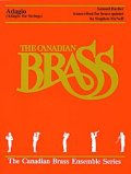 金管5重奏楽譜 Adagio for Strings (By The Canadian Brass)