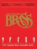 金管5重奏楽譜 Sheep May Safely Graze (By The Canadian Brass)