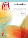 フレキシブルアンサンブル五重奏楽譜 La Golondrina(ツバメ) 編曲/Hogestein, Henk