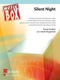 フレキシブルアンサンブル四重奏楽譜 Silent Night(きよしこの夜) 作曲/Gruber, Franz 編曲/Hogestein, Henk