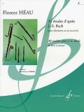 クラリネット教材 バッハによる30のエチュード 第2巻(30 Etudes d'apres J.S.Bach pour Volume2) 作曲/エオ(Heau,F)【2020年5月6日再入荷】
