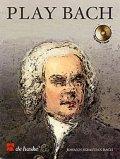 アルトサックスソロ楽譜 Play Bach - ALTO SAXOPHONE