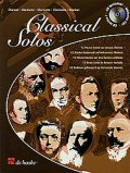 クラリネットソロ楽譜 CLASSICAL SOLOS:12 PIECES BASED ON FAMOUS THEMES - CLARINET
