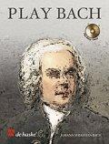 クラリネットソロ楽譜 Play Bach - CLARINET