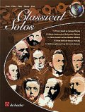 フルートソロ楽譜 Classical Solos 12 Pieces based on famous themes