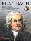 フルートソロ楽譜 Play Bach - FLUTE