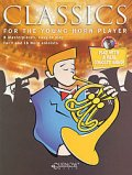 ホルンソロ楽譜 CLASSICS FOR THE YOUNG HORN PLAYER (EB/F)