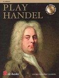 クラリネットソロ楽譜 PLAY HANDEL FOR CLARINET