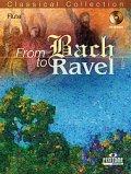 フルートソロ楽譜 FROM BACH TO RAVEL - FLUTE (バッハ、ラヴェル作品をフルートで!)