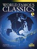 トロンボーンソロ楽譜 WORLD FAMOUS CLASSICS - TROMBONE (世界の名曲クラシック16曲収録!)