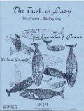 トランペットソロ楽譜 トランペットとピアノのためのトルキッシュ レディ 作曲/ウィリアム シュミット【2012年12月取扱開始】