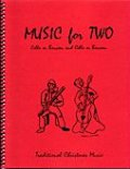 ファゴット2重奏楽譜 Music for Two, Tradtional Christmas Music