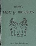 オーボエ2重奏楽譜 Music for Two Oboes - Vol. 2