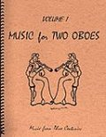 オーボエ2重奏楽譜 Music for Two Oboes - Vol. 1