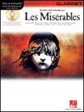 クラリネットソロ楽譜 レ・ミゼラブル(Les Miserables)【CD付】