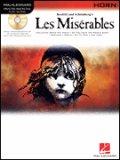 ホルンソロ楽譜 レ・ミゼラブル(Les Miserables)【CD付】
