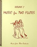 フルート2重奏楽譜 Music for Two Flutes - Vol. 2