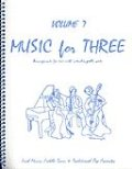 ミックス3重奏楽譜 Music for Three, Volume 7(Irish Music, Fiddle Tunes & Early Pop Favorites)