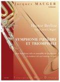 トロンボーン5重奏楽譜 葬送と勝利の大交響曲 作曲/ベルリオーズ 編曲/I.L.ワーグナー