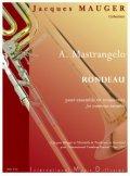 金管9重奏楽譜 ロンド 作曲/マストランジェロ 監修/ジャック・モージェ