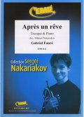 トランペットソロ楽譜 夢のあとに(Après un rêve) 作曲/フォーレ 校訂(編曲)/S.ナカリャコフ