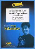 トランペットソロ楽譜 序奏とロンド・カプリチオーソ 作品28 (Introduction and Rondo Capriccioso) 作曲/サン・サーンス 校訂(編曲)/S.ナカリャコフ