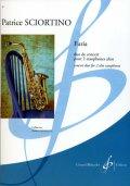 サックス2重奏楽譜 フリア(Furia) 作曲/ショルティーノ(Sciortino,P.) 編曲(監修)/-