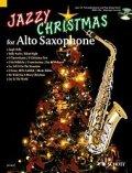 アルトサックス&ピアノ楽譜 アルト・サクソフォーンのためのクリスマス曲集【Jazzy Christmas for Alto Saxophone】 編曲(監修)/Juchem/Brochhausen