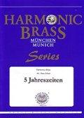 金管5重奏楽譜 5シーズン(5 Jahreszeiten ) 作曲/― 編曲/Hans Zellner