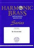 金管5重奏楽譜 La vie en rose 作曲/Louis Guglielmi-Louiguy 編曲/Hans Zellner