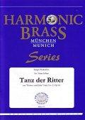 金管5重奏楽譜 騎士たちの踊り「ロメオとジュリエット」より(Tanz der Ritter) 作曲/プロコフィエフ 編曲/Hans Zellner